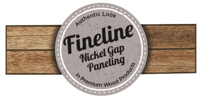 Fineline Nickel Gap Paneling - Midwest Lumber