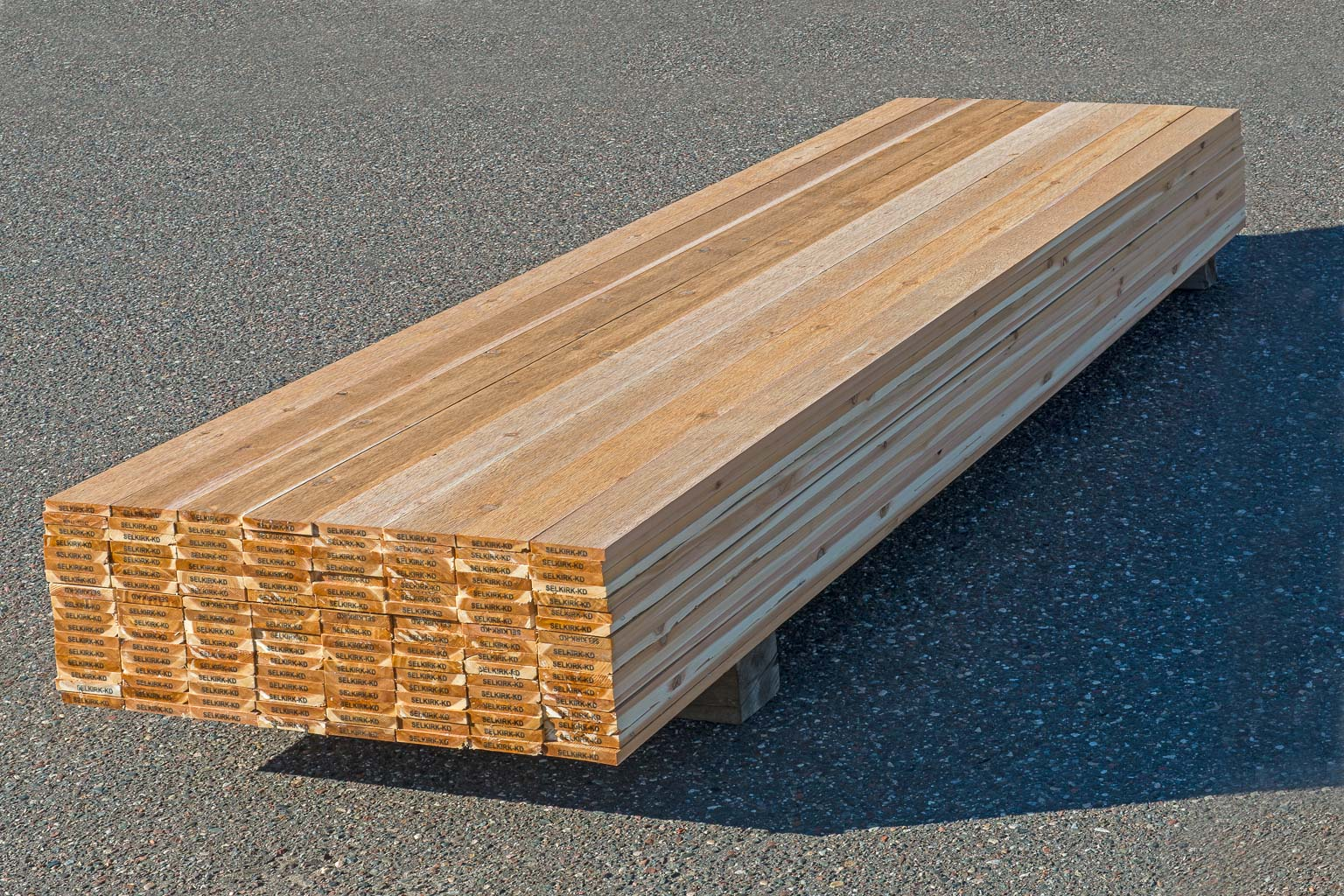 1x6 kd selkirk brand s1s2e midwest lumber