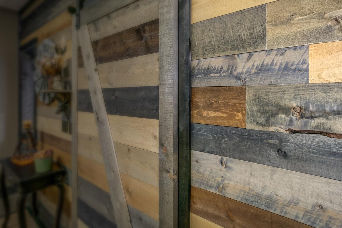 Accent Wall In A Box Midwest Lumber